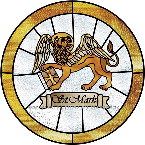 St Mark symbol round 22